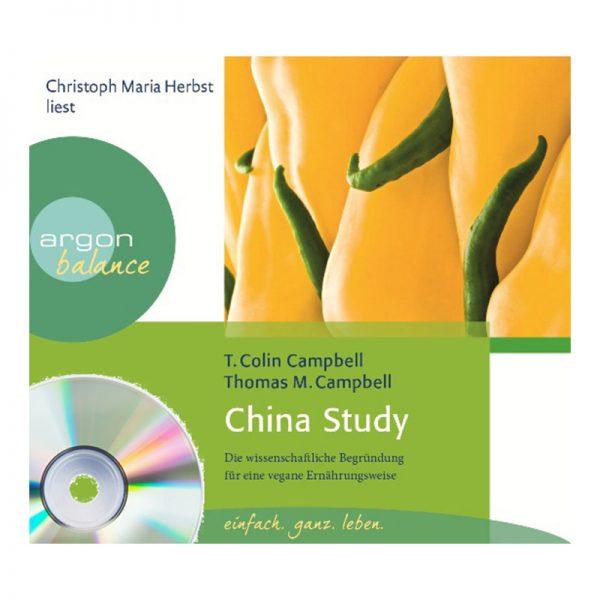 China Study Hörbuch