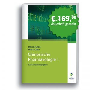 chinesische Pharmakologie I Buchcover