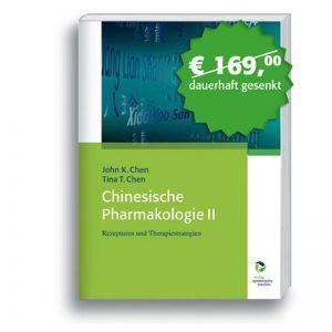chinesische Pharmakologie II Buchcover