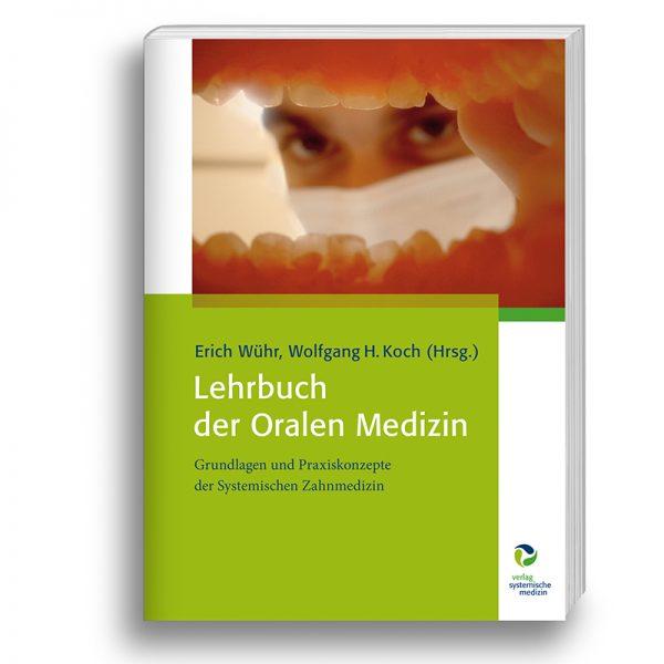 Lehrbuch der Oralen Medizin Buchcover