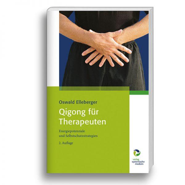 Qigong für Therapeuten Buchcover