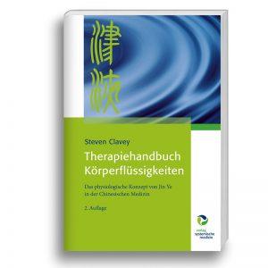 Therapiehandbuch Körperflüssigkeiten Buchcover