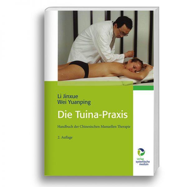 Die Tuina Praxis Buchcover