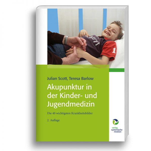 Akupunktur in der Kinder- und Jugendmedizin Buchcover