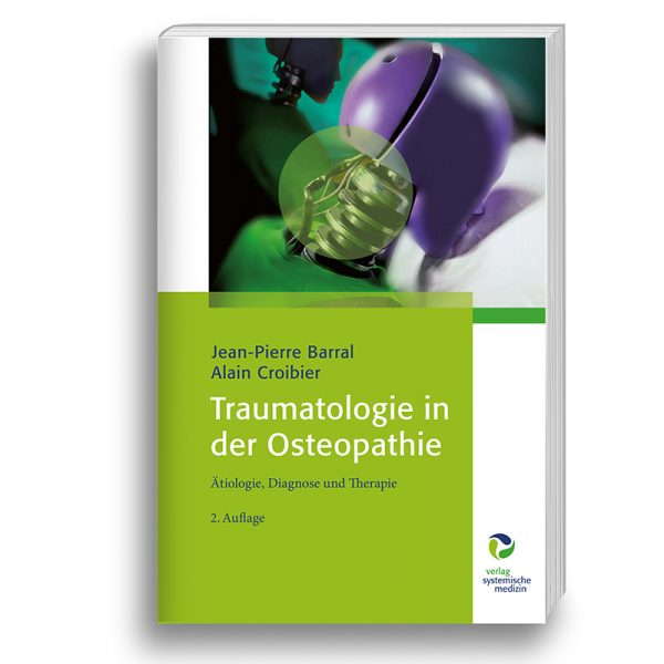 Traumatologie in der Osteopathie Buchcover