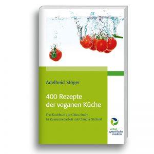 400 Rezepte der Veganer Küche Buchcover