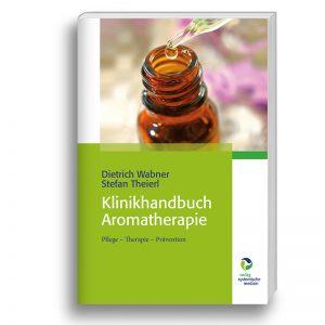 Klinikhandbuch Aromatherapie Buchcover