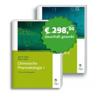 chinesische Pharmakologie Gesamtausgabe Buchcover
