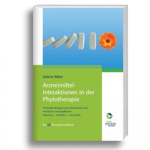 Arzneimittel-Interaktionen in der Phytotherapie Buchcover