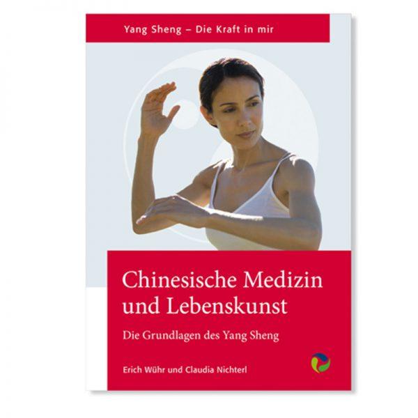 """Buchcover """"Chinesische Medizin und Lebenskunst"""""""