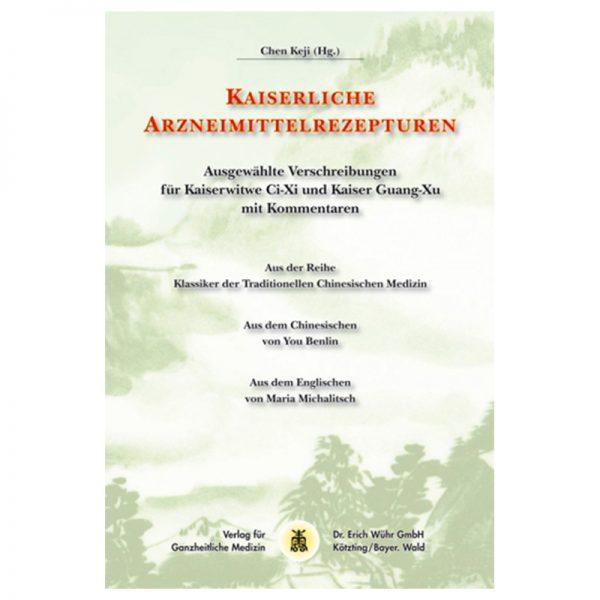 Kaiserliche Arzneimittelrezepturen Buchcover