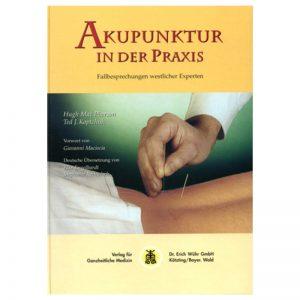 Akupunktur in der Praxis Buchcover