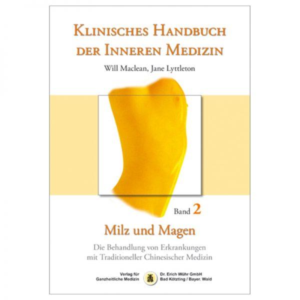 klinisches Handbuch der inneren Medizin Buchcover