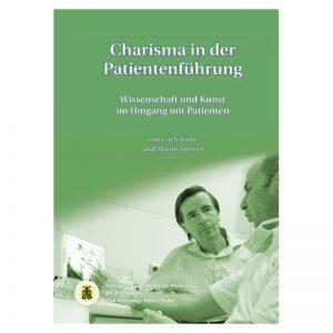 Charisma in der Patientenführung Buchcover