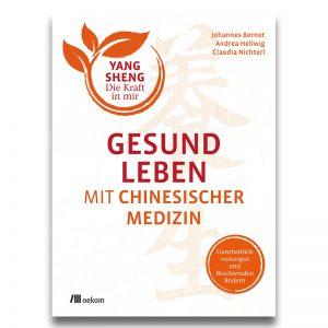 Gesund Leben mit chinesischer Medizin Buchcover