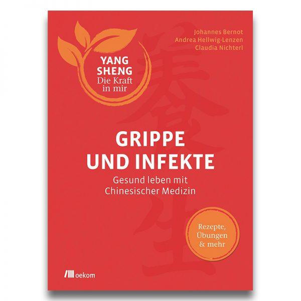 Grippe und Infekte Buchcover