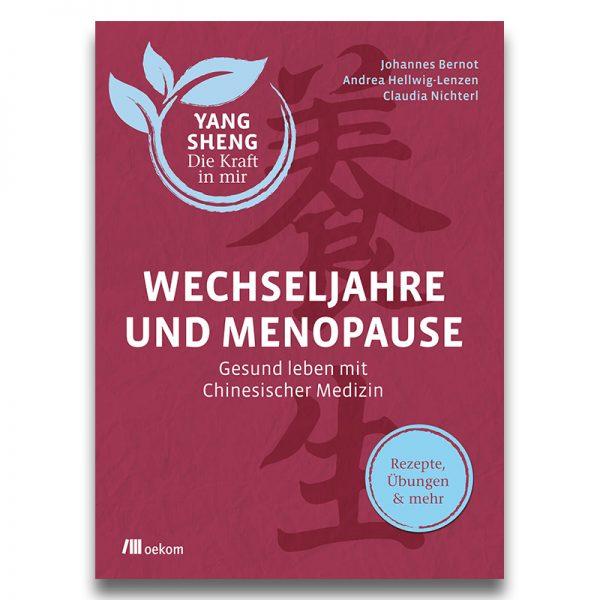 Wechseljahre und Menopause Buchcover