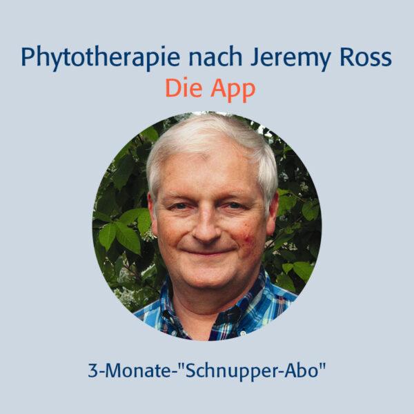 Produktbild Phytotherapie-App 3-Monate-Schnupper-Abo