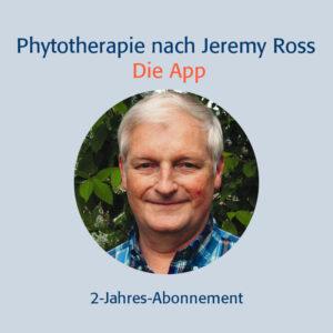 Produktbild Phytotherapie-App 2-Jahres-Abonnement
